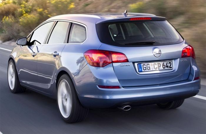 Favorit Opel Astra Sports Tourer